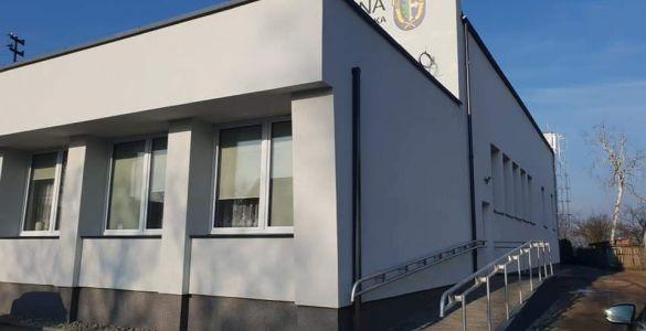 Realizacje - Termomodernizacja  budynku użyteczności publicznej -budynek Świetlicy Wiejskiej w Żelaznej